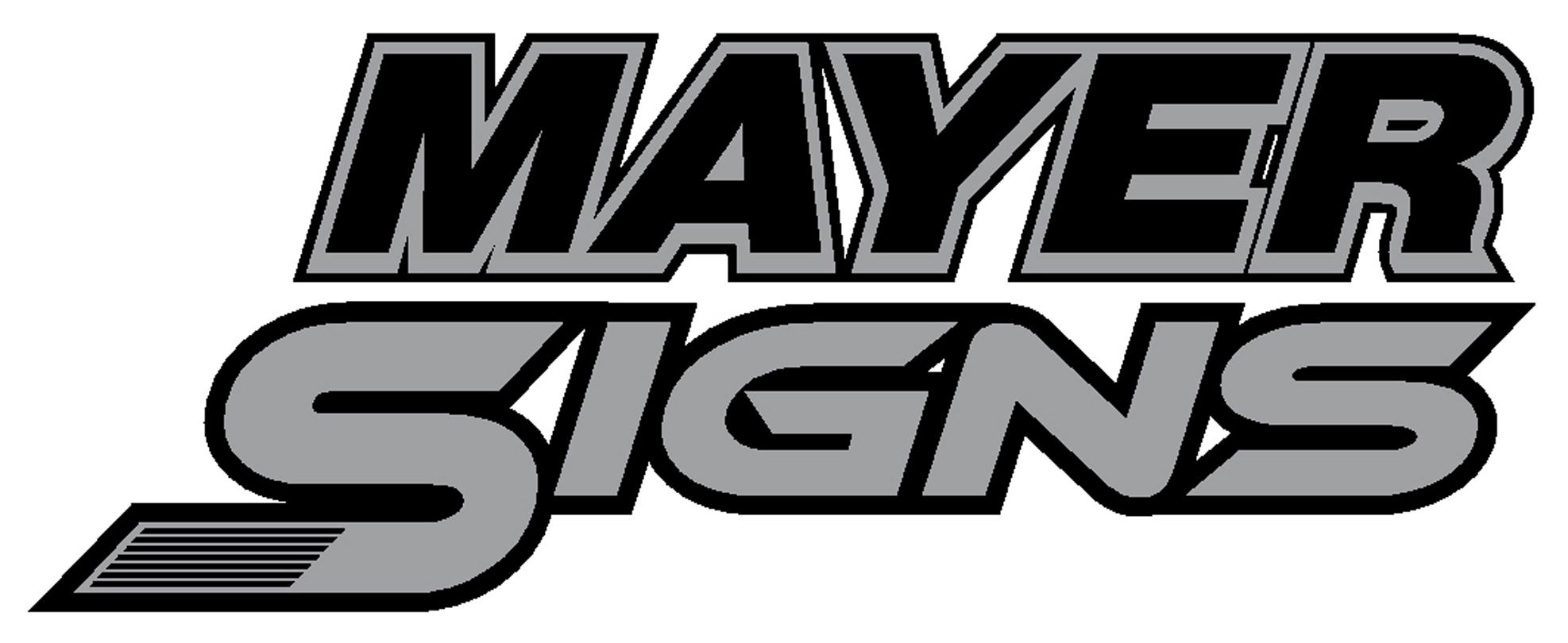 Lighted Signs | Mayer Signs